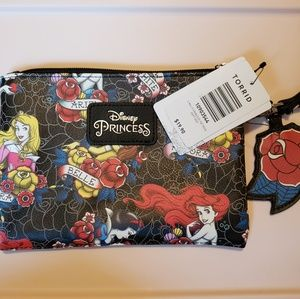 Disney Princess tattoo wristlet
